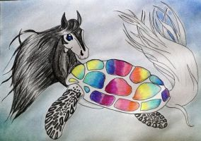 Doll the Equiturtle by Nuuhku87