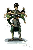 Beifong family by Biorn-21