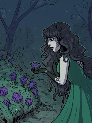Queen Rose of the Flowers by Dreamer-T