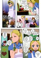 Trouble In Wonderland re: pg5 by tenchufreak
