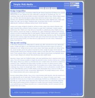 Simple Web Media by Laurie-J