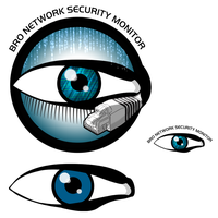 Bro IDS Network Security Logo by xxdigipxx