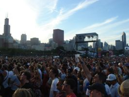 A Toast to Lollapalooza by LaLiLuLeLooo