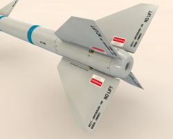 AIM-120 AMRAAM WIP 4 by 2753Productions