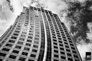 Noir Tower by MikePecci