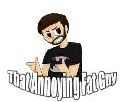 That Annoying Fat Guy by Chiiboo