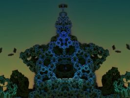 Mrs F The Nagging Fractal by damndansdawg
