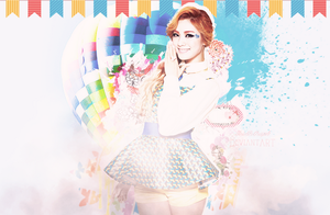 ||GRAPHIC|| Nana (After School) by YesSirGraph