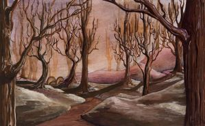 Dead Forest by Childe--Roland