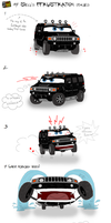 TROLL HUMMER #4: Sieg's FFRUSTRATION stages by SiegRainer