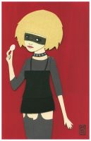Nerd Love: Pris by renton1313