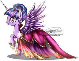 Gala Fashion 2016 - Twilight Sparkle by selinmarsou