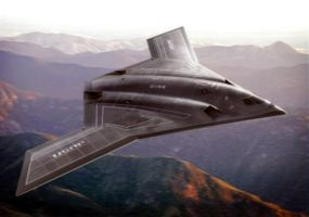 2018 Stealth Bomber by plumpener