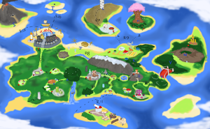Renva Region by Infernape77