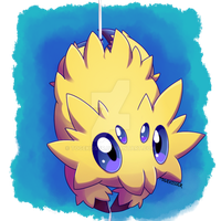 Pokeddexy: Favorite Bug Type - Joltik by Togekisser