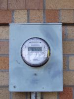 Electric.Meter by NoRulesStock