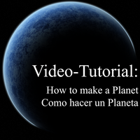How to make a Planet by rellik1990