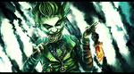 Joker Signature PSD file by interesive
