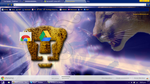 Pumas Google Chrome theme by LiatLNS
