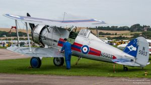 Gloster Gladiator by TPJerematic