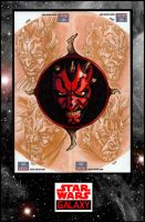 SWG7 DARTH MAUL by S-von-P