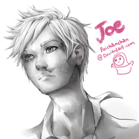 New OC! Joe by Poichanchan