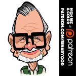 George Romero by b1naryg0d