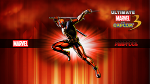 Ultimate MvC3 Deadpool by CrossDominatriX5