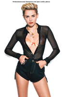 Miley Cyrus {Png} 01. by BitchesImAwesome