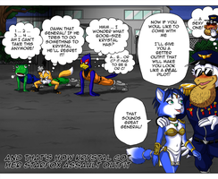 StarFox Comic 3 by icha-icha