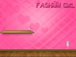 Wallpaper Fashion Girl by Chicalatina1010