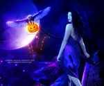 Bewitching Night by MysticSerenity