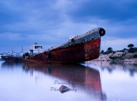 Rust in Peace by PanosPS