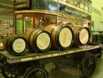 whisky  DRAY  ,Glasgow transport museum, by Sceptre63