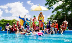 POOL PARTEH League of Legends by ShiVoodoo