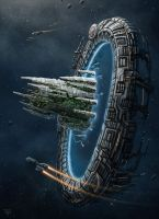 Star Gate by LeonovichDmitriy