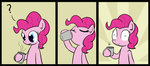 Pinkie tries coffee - NATGIII day 15 by Whatsapokemon