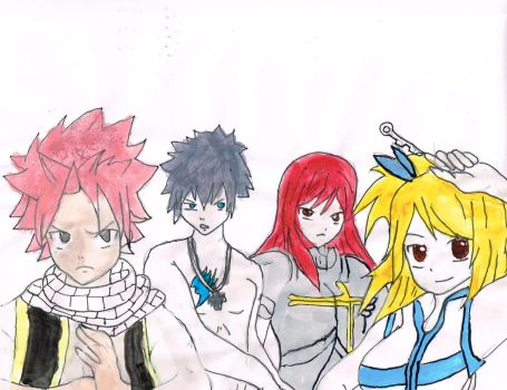 Fairy Tail! by HomunculusNamedLust