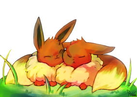 cuddles by MamaRocket
