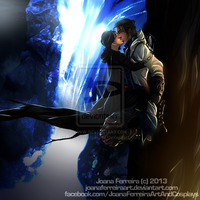Connor and Maya Kenway by Dahlia-Bellona