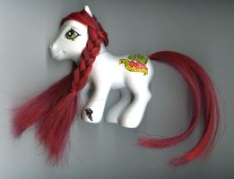 Custom MLP : Ruby Slippers DS by marienoire