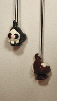 Duskull Charms by clearkid