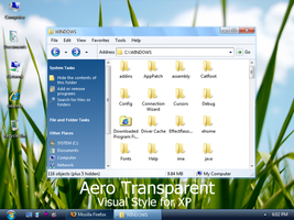 Aero Transparent by Vher528