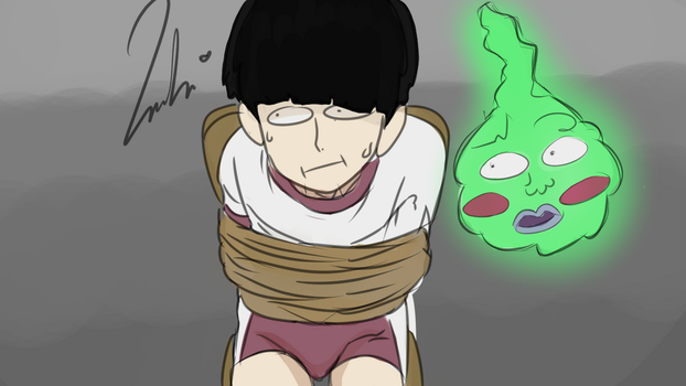 Mob Psycho 100 by YeonD00Texe