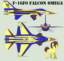 Falcon Omega by Zhanrae30