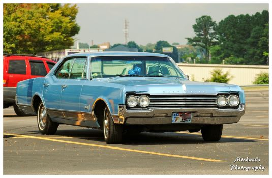 A 1965 Oldsmobile Delta 88 by TheMan268