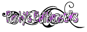 Party's Editions by SilvisJ