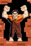 Wreck it Ralph - Ralph by OwenOak95