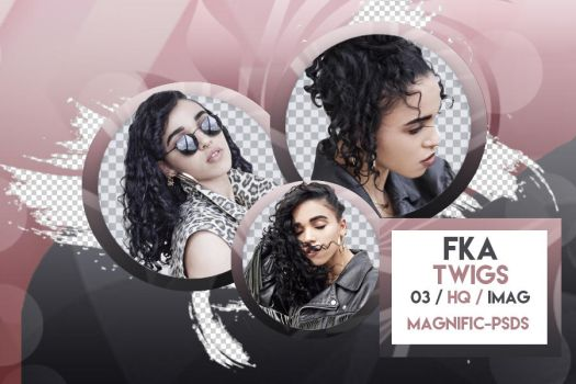 +Pack Png - FKA twigs by Magnific-Pngs