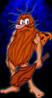 captain caveman by funkydoodler